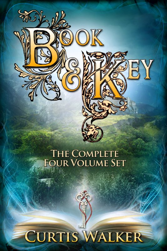 Book and Key – The Complete Four Volume Series